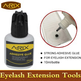 Black Adhesive Waterproof Eyelash Glue 10/ml - SHOPPLEHUB