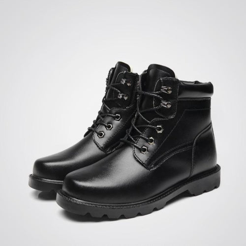 Men's Ankle Winter Boots - SHOPPLEHUB