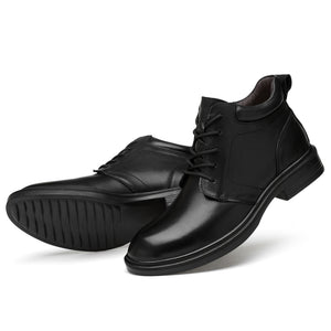 OTTO ZONE Lace-up Ankle Boots - SHOPPLEHUB