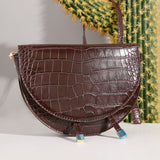 Crossbody Saddle Bag - SHOPPLEHUB