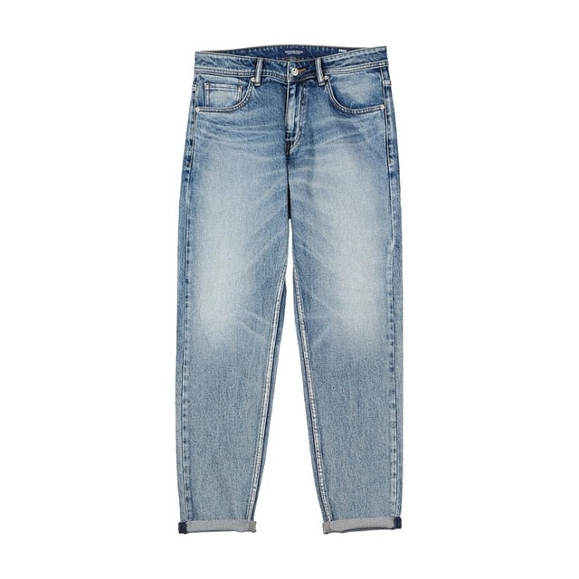 Light Wash Denims - SHOPPLEHUB
