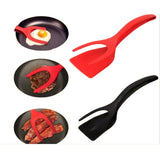 Two-in-one Silicone Spatula - SHOPPLEHUB