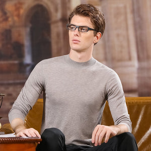 Casual Slim Fit Jumper - SHOPPLEHUB