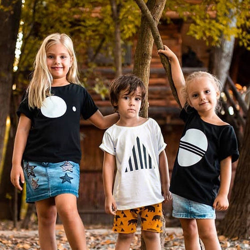 Kids Summer T-shirt (Unisex) - SHOPPLEHUB
