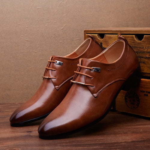 Classic Oxford Shoes - SHOPPLEHUB