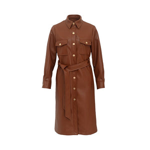 The Diva Trench Coat - SHOPPLEHUB