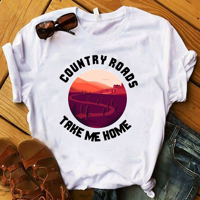 Rodeo Country Graphic Tee - SHOPPLEHUB