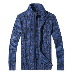 Slim Fit Cardigan Sweater - SHOPPLEHUB