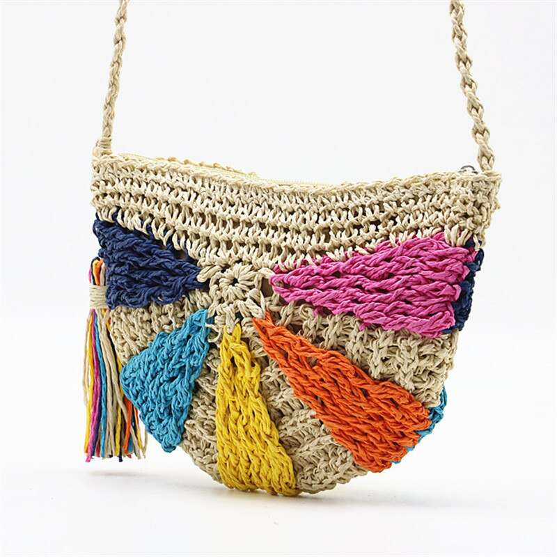 Crochet Beach Bag - SHOPPLEHUB