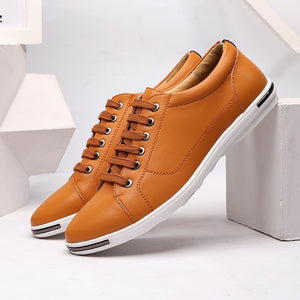 Classic Lace Up Sneakers - SHOPPLEHUB