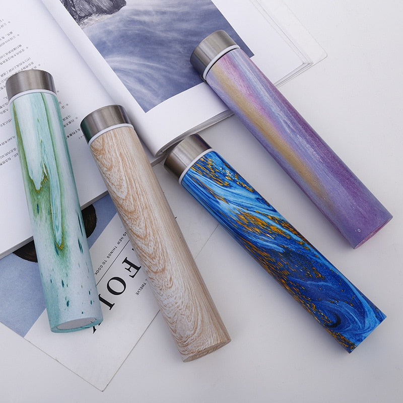 260ML Slim Insulated Thermal Flask - SHOPPLEHUB