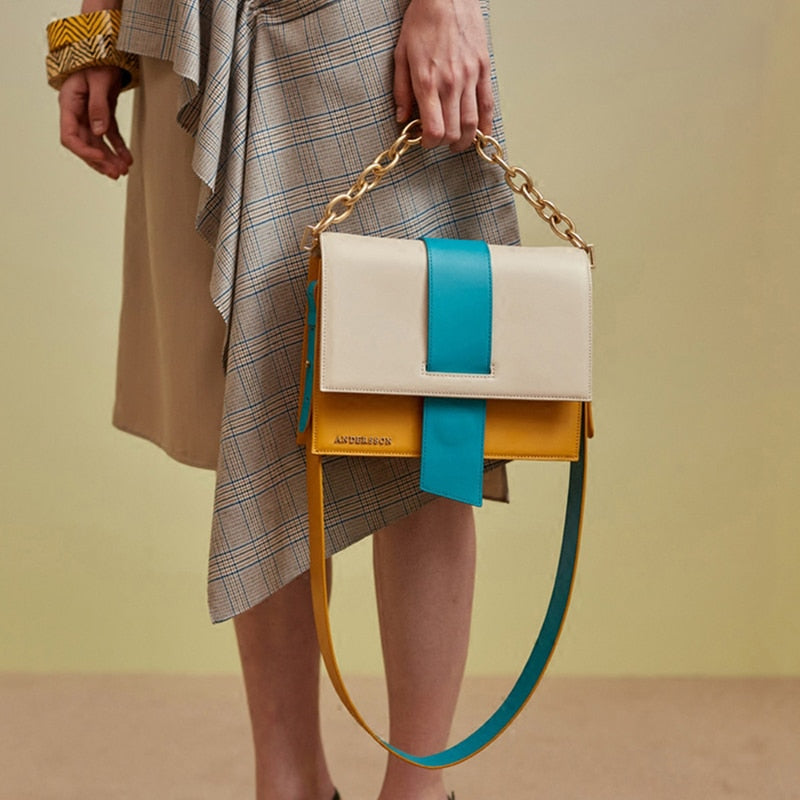 The Agnes Messenger Bag - SHOPPLEHUB