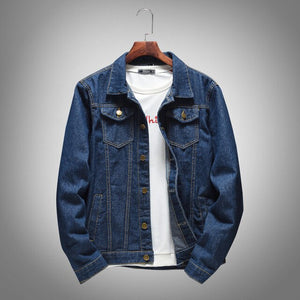 Country Blues Denim Jacket - SHOPPLEHUB