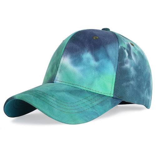 Tie-Dye Baseball Cap - SHOPPLEHUB