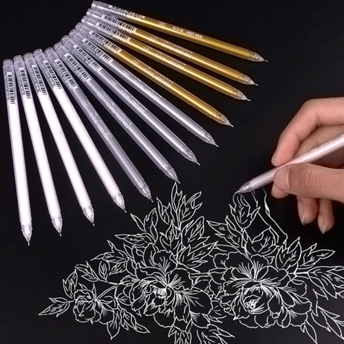 Gel Ink Sketch Pen - SHOPPLEHUB