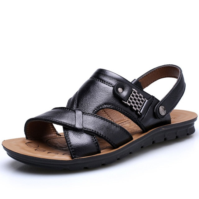 Men's Slip-on Summer Sandals