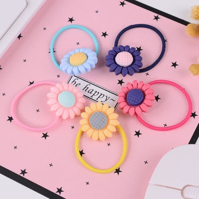 Candy Color Girls Hair Clips