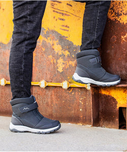 Men's Water-Resistant Winter Boots