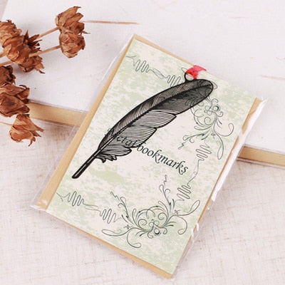 Cute Metal Bookmark - SHOPPLEHUB