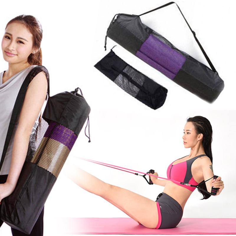 Black Yoga Waterproof Backpack - SHOPPLEHUB