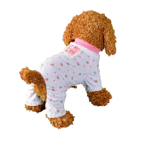 Pet clothes/jumpsuit costumes for Cats & Dogs - SHOPPLEHUB
