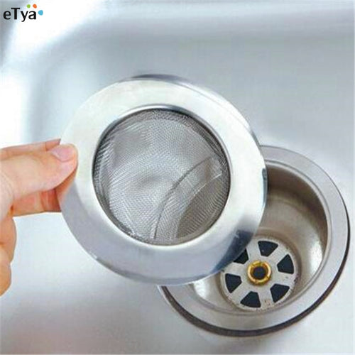 7.5cm Stainless Steel Sink Filter - SHOPPLEHUB