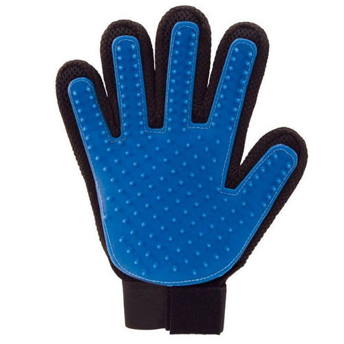 1 Pc Pet Massage Hair Removal Grooming Glove - SHOPPLEHUB