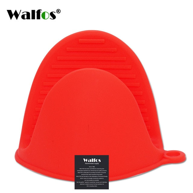Walfos Heat Resistant Silicone Pot Holder - SHOPPLEHUB