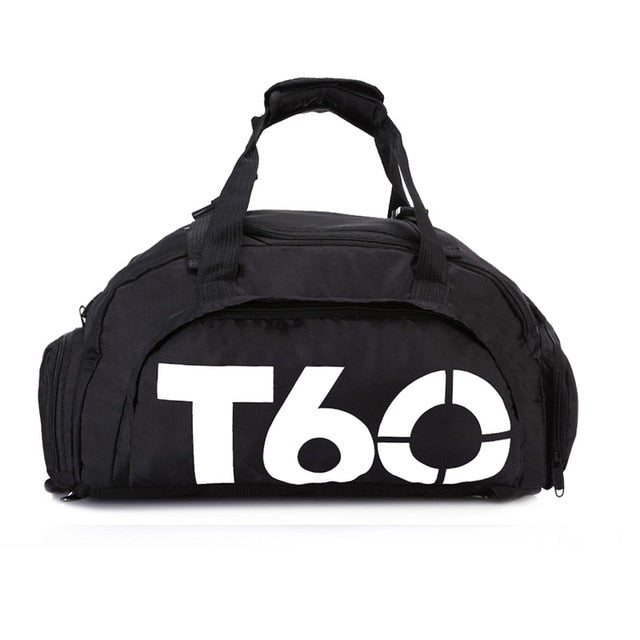 Men's Waterproof Gym Bag - SHOPPLEHUB