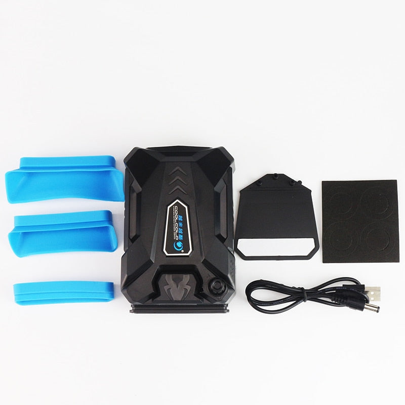 Portable Speed Adjustable Laptop Cooling Fan - SHOPPLEHUB