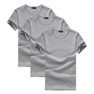 Men's Pioneer Camp Pack of 3 T-shirt - SHOPPLEHUB
