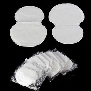 10pcs/30pcs/50pcs Underarm Perspiration Pad - SHOPPLEHUB
