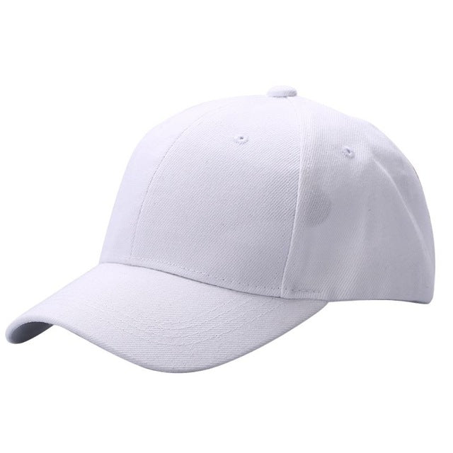 Plain Color Baseball Cap (Unisex) - SHOPPLEHUB