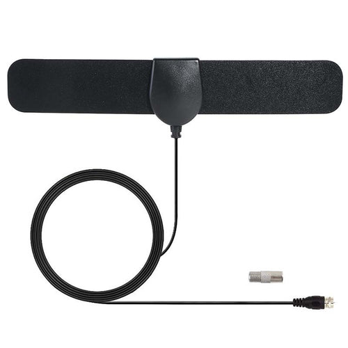 TV Antenna Indoor Digital HDTV Antenna Amplified 25miles Range HD - SHOPPLEHUB