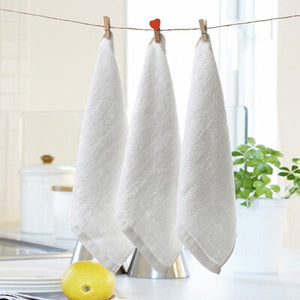 Bamboo Fiber Baby Towel - SHOPPLEHUB