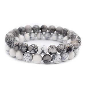 CRYSTAL KING & QUEEN BRACELET - SHOPPLEHUB