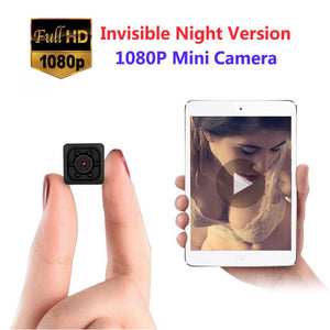 Mini 1080P Security Camcorder Night Vision - SHOPPLEHUB