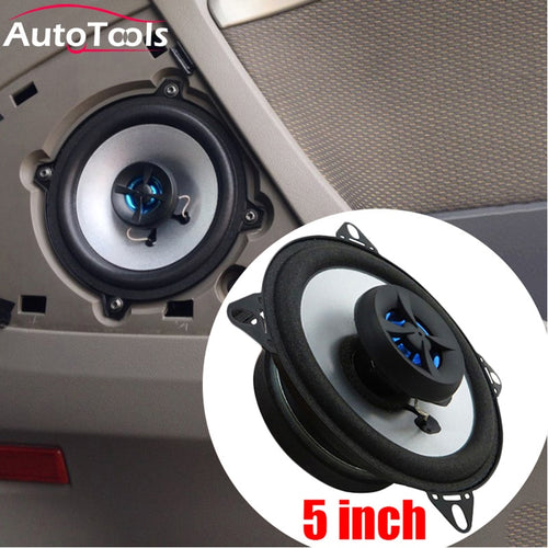 "2pcs 5"" loud speaker car subwoofers - SHOPPLEHUB"