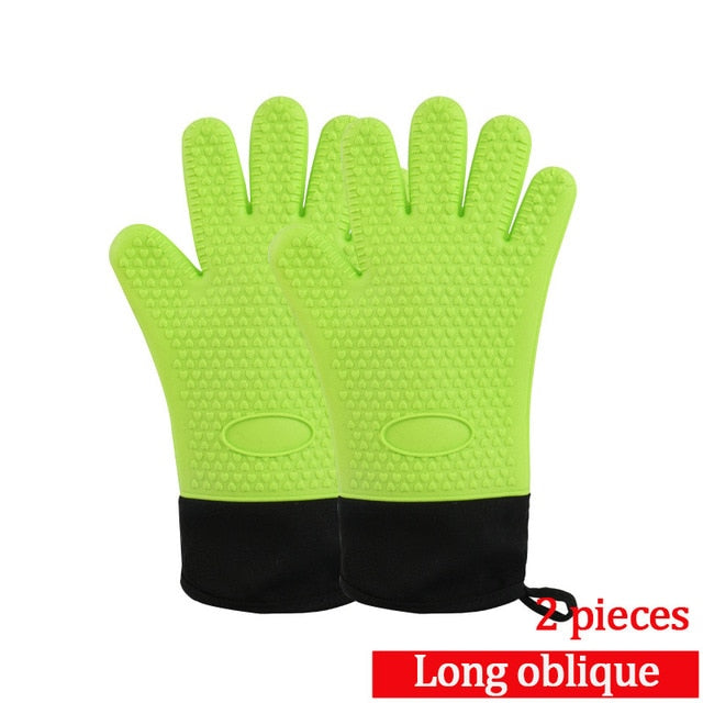 Food Grade Heat Resistant Silicone Glove - SHOPPLEHUB