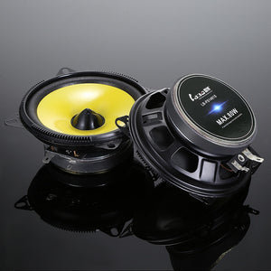 4'' Car Audio Speaker Full Range Stereo System - SHOPPLEHUB