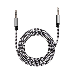 AUX Stereo Audio Cable 3.5 jack to jack 3.5 AUX - SHOPPLEHUB