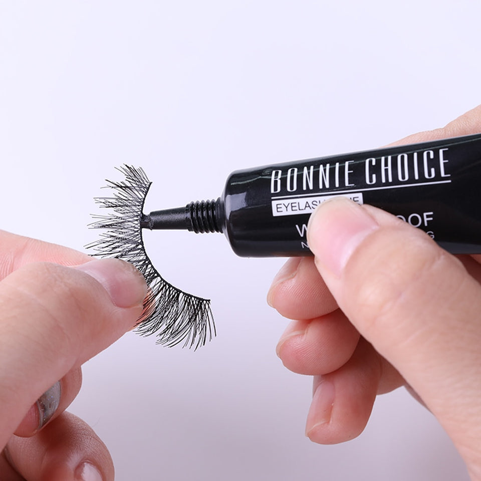 False Eyelashes Waterproof Glue - SHOPPLEHUB