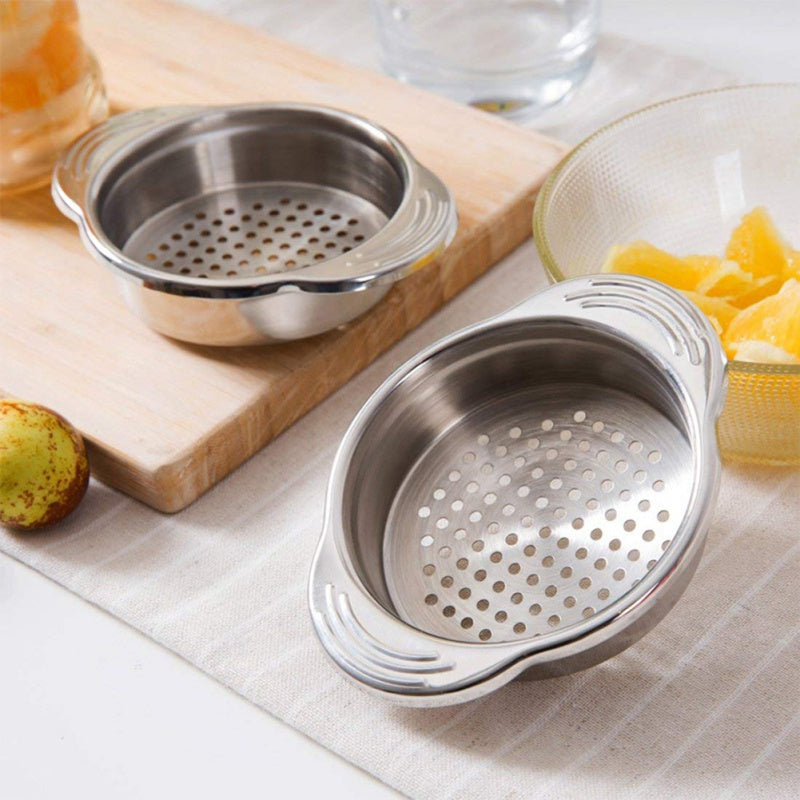 Stainless Steel Can Colander - SHOPPLEHUB