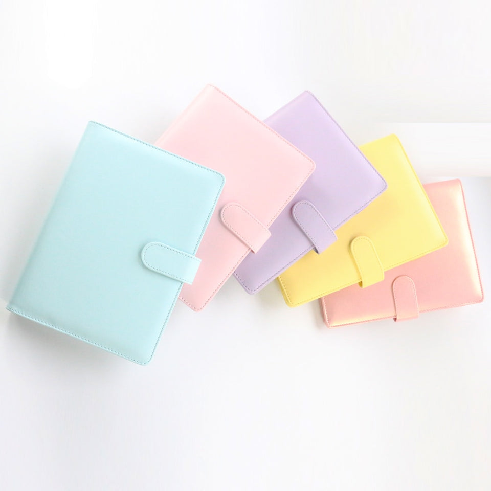 Macaron Colored Personal Weekly Planner - SHOPPLEHUB