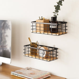 Storage Wall Shelf - SHOPPLEHUB