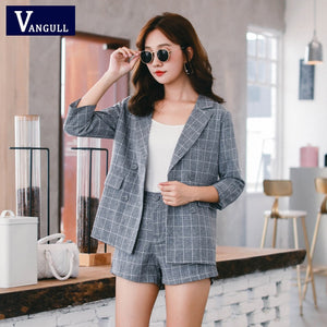 Women Short Pant Suits - SHOPPLEHUB