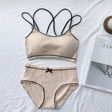 Women's Cotton Underwear Set - SHOPPLEHUB