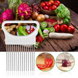1 pc Easy Cut Vegetable Slicer - SHOPPLEHUB