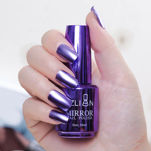 Titanium Quick Drying Nail Gel Polish - SHOPPLEHUB