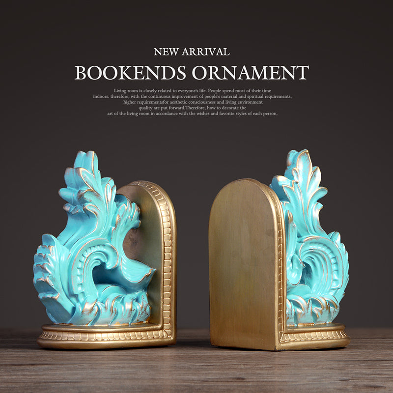 Vintage Sculpture Bookends - SHOPPLEHUB